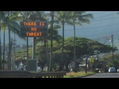 Hawaii is to blame for false alert: Retired US Air Force Lt. Gen. Thomas McInerney