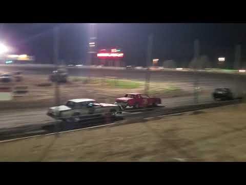Cardinal Speedway imca hobby stock heat