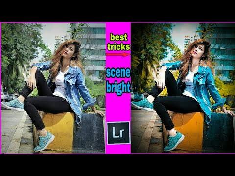 Lightroom editing tutorial mobile||how to clean face in lightroom|| by M.G.edit zone ||