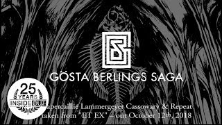 GÖSTA BERLINGS SAGA – Capercaillie Lammergeyer Cassowary & Repeat (Album Track)