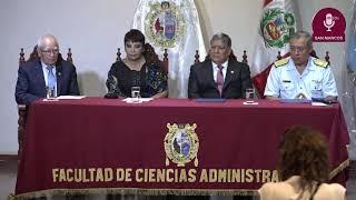 Tema:Alianza entre la UNMSM y  la Fuerza Aérea del Perú