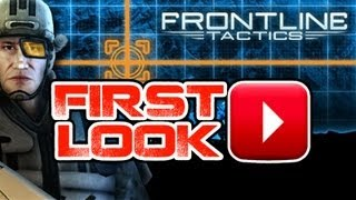 Frontline Tactics Gameplay - First Look HD