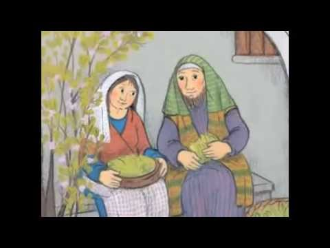 Video Educativo Para Niños De La  Virgen María