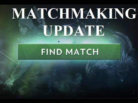 dota 2 ranked matchmaking update