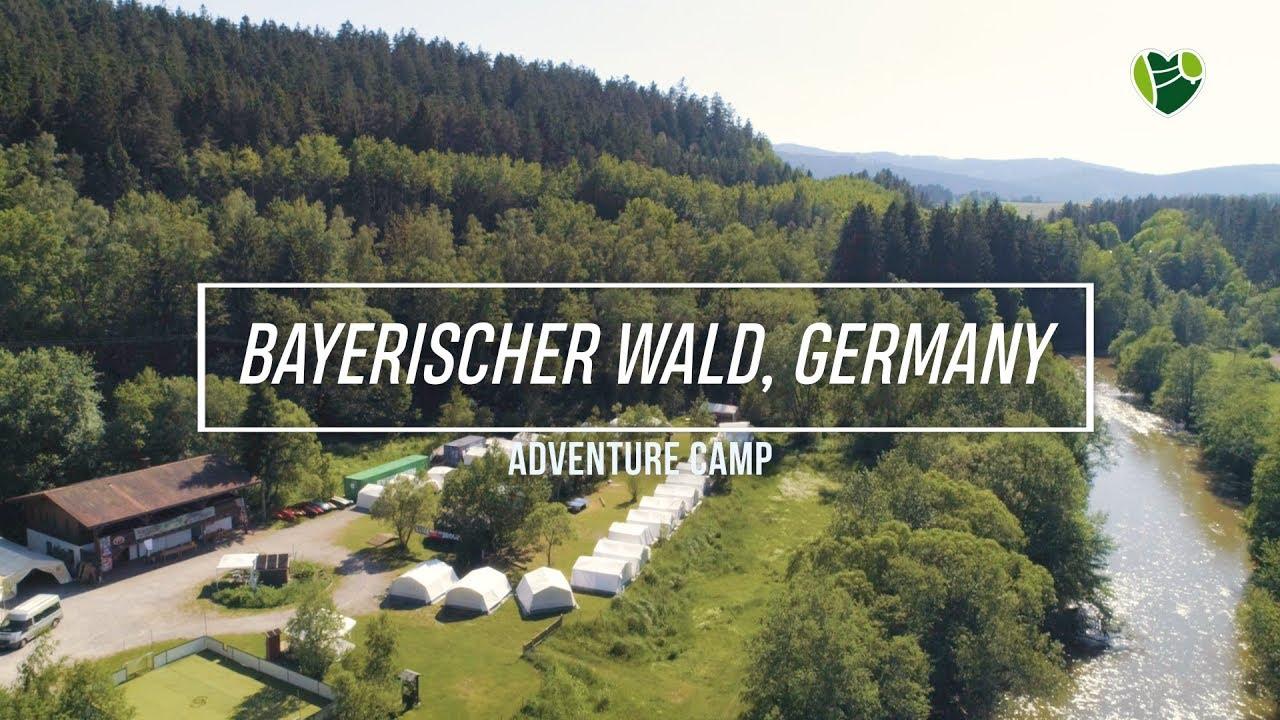 camping bayrischer wald
