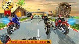 Death Moto Bike Race- Motorcycle Racing Games | Android Gameplay Video ,  Game , Gamekid TV screenshot 4