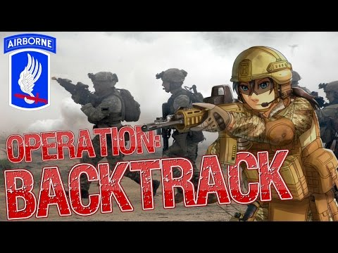 Operation: Backtrack | 173rd Airborne