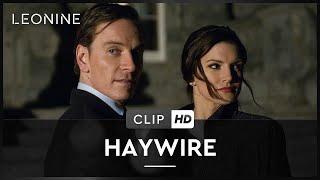 Haywire - Michael Fassbender über Die Arbeit Mit Steven Soderbergh