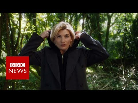Doctor Who's 13th Time Lord unveiled- BBC News