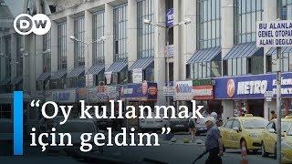 İstanbullular seçim için dönüyor - DW Türkçe