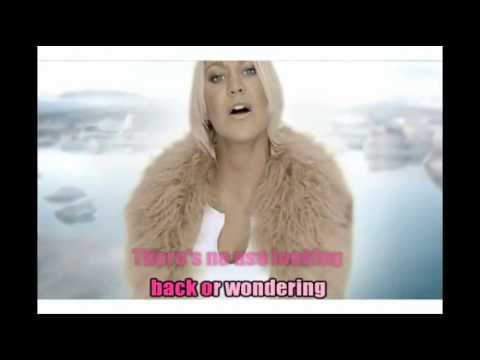 Never had a dream come true  S-club7  (karaoke) key F#m