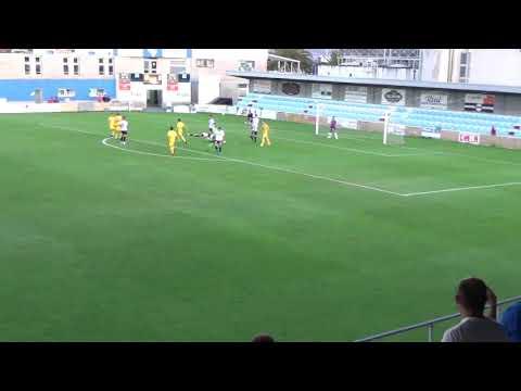 Ourense CF Vs. SD Compostela Goles Final Copa RFEF Fase Autónomica