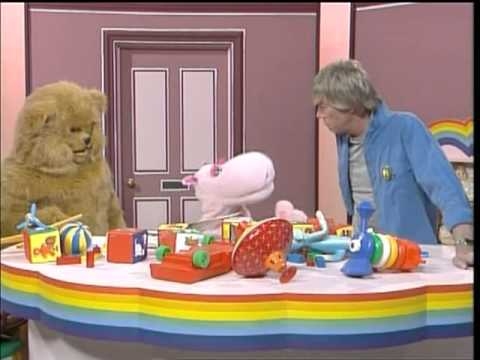 Rainbow - Zippy's Cover-Up Job