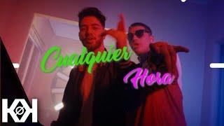 Gambar cover Kodigo ft. Milo - Cualquier Hora (Video Oficial) (Movie by S35 FILMS)