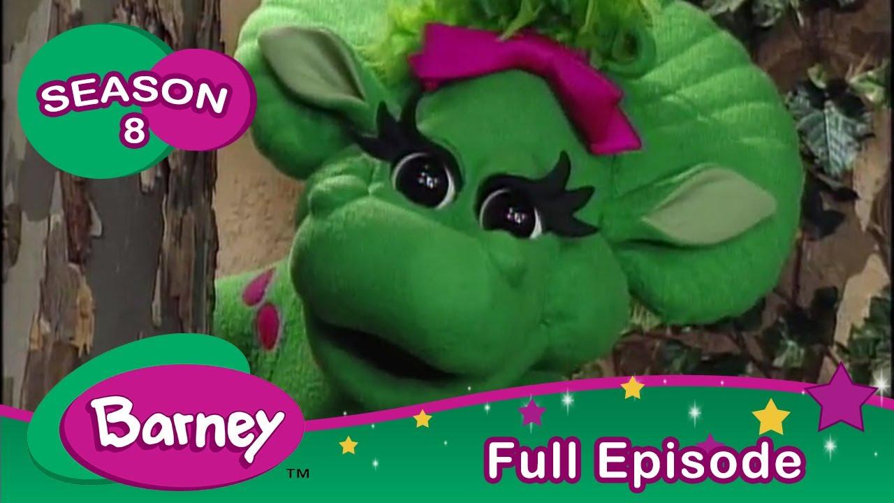 Barney | A World of Friends | Full Episode | Season 8