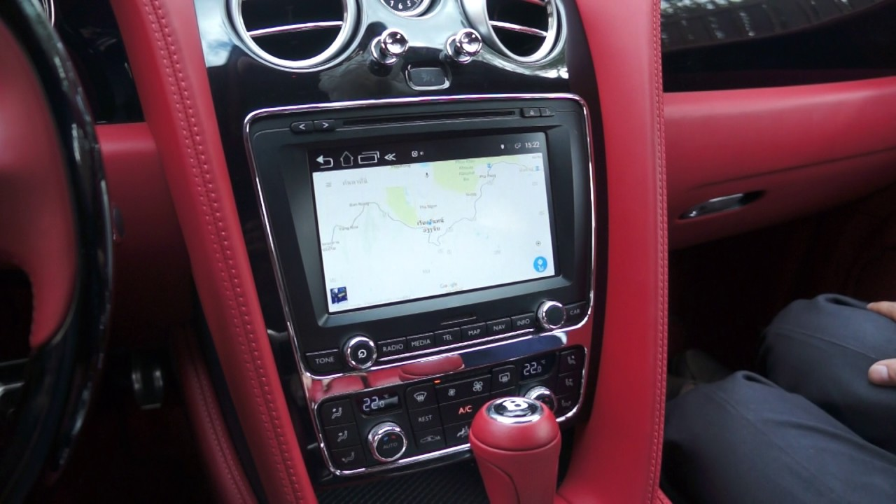 Bentley radio informatent - 6SpeedOnline - Porsche Forum and
