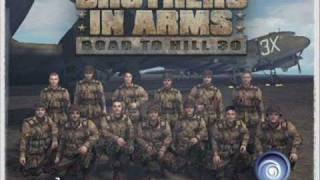 Brothers in Arms: Road to Hill 30 Menu Theme
