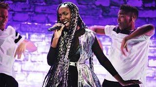 Jemima Hicintuka sjunger Lush Life i Idol 2017 - Idol Sverige (TV4)