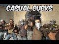 CSGO : Casual Cucks
