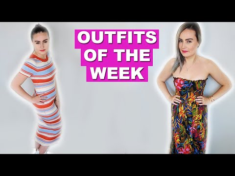 7 Summer Outfit Ideas! (OOTW)
