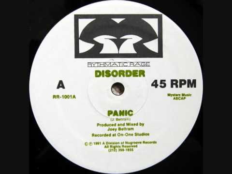 DISORDER 2 - PANIC (1991) mp3
