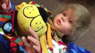 Child size reborn Jayvian sick for Christmas