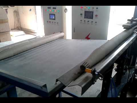 PLC paper cone making machine 9