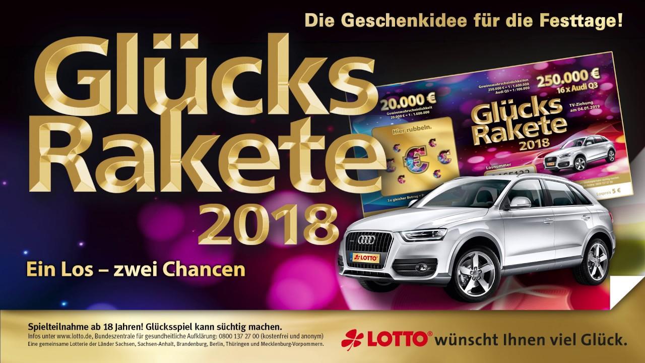 GlГјcksrakete Lotto