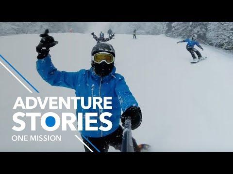 Booking.com: Adventure stories
