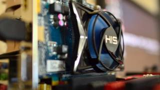 his radeon hd7750 icooler unboxing written review