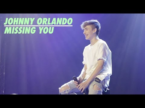 JOHNNY ORLANDO - MISSING YOU || LIVE IN TORONTO