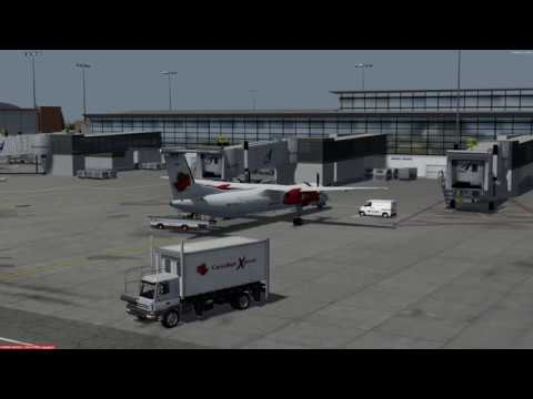 Canadian Xpress May 2018 PM Fly-In - Kennedy International