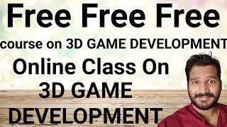 Free 3D GAME DEVELOPMENT Course On UDEMY.COM | Online 3D GAME DEVELOPMENT Course On UDEMY | Telugu..