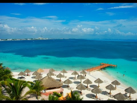 7 Days in Cancun (MEXICO) Amazing Place for Vacation [HD]