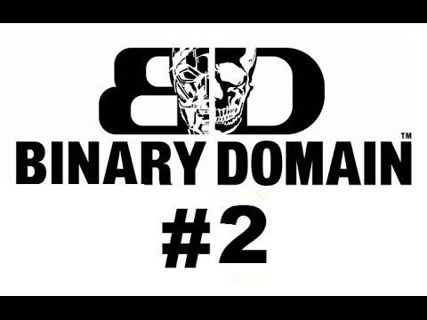 BINARY DOMAIN - 2/3 [GameFilm CZ]