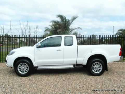 2014 toyota hilux 3 0 d 4d raider xtra cab 4x4 auto for sale on auto trader south africa youtube. Black Bedroom Furniture Sets. Home Design Ideas