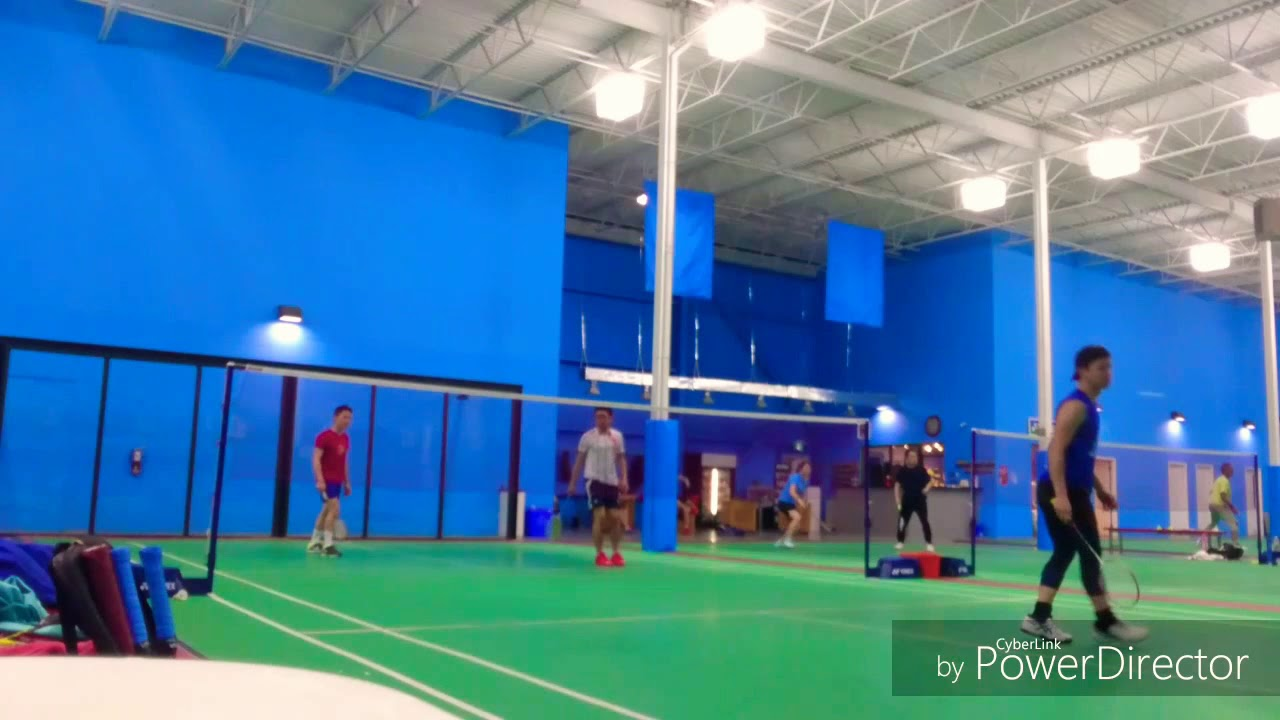 Epic Sports Badminton - Apr 16 Toronto (with George Brown ...