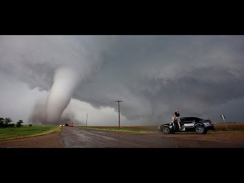 US Tornado Alley and Oklahoma Horrific Disaster Tornado Documentary 2017 HD