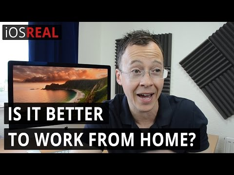 What's it like working from home? | Developers perspective