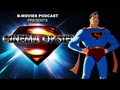 CINEMA OF STEEL Pt 1- Superman Max Fleischer Cartoons Review