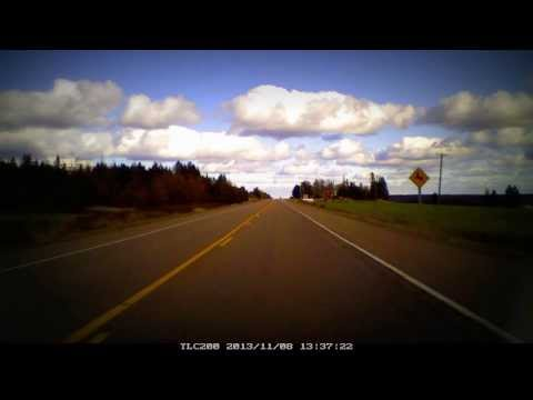 Drive from Halifax to Charlottetown