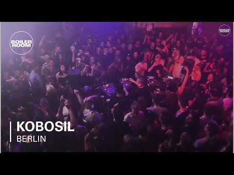 Kobosil Boiler Room Berlin 5th Birthday DJ Set