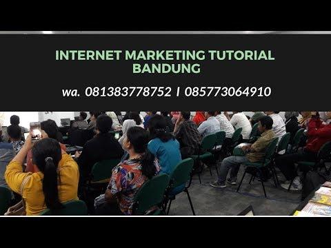 internet marketing tutorial bandung 081383778752  I  085773064910 thumbnail