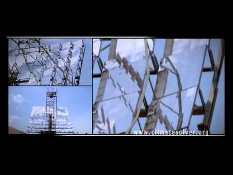 ARUN® Dish - Fresnel Paraboloid Solar Concentrator System by Clique Developments Ltd
