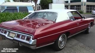 Customer Car Showcase -1973 Chevrolet Caprice 300 - Hubcaps.com