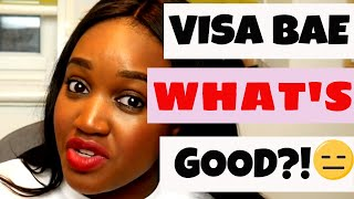 Visa Bae....so it was all a LIE?!  - INSTAGRATIFICATION