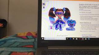 Shopkins Season 10 Lil Series Party Pop Masquerade Dlsco reviews 💖🍩