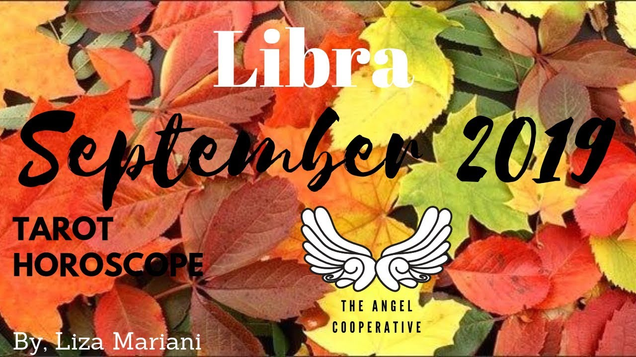 LIBRA September 2019 - Making choices - 2 possible options coming in!