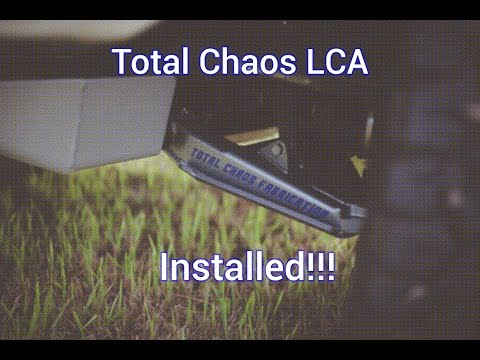 Toyota 4Runner TRD PRO Gets Total Chaos Lower Control Arms!!! (John)