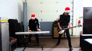 The Wet Bandits | All Alone On Christmas| Cover Video